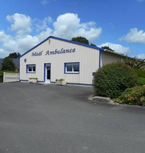 Ambulance à carhaix et mael carhaix